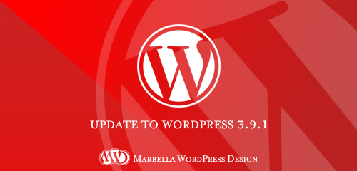 marbella wordpress design. wordpress update 3.9.1 - 2014 wordpress