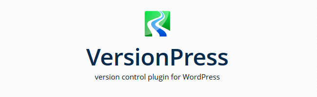 VersionPress is a version control plugin for WordPress.