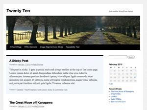 wordpress themes marbella wordpress
