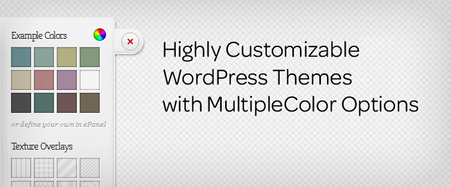 customizable-wordpress-themes-frameworks