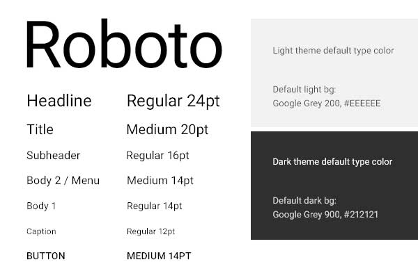 typography-roboto-android-font